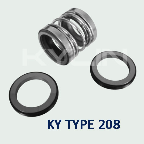 KY TYPE 208, Double Mechanical Seals